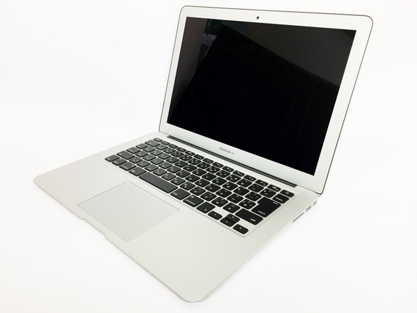 【中古】 Apple アップル MacBook Air MMGF2J/A ノートPC 13.3型 Early 2015 i5 5250U 1.60GHz 8GB SSD128GB Mojave 10.14 T3842268