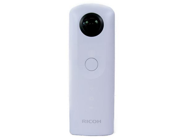 【中古】 RICOH リコー THETA SC シータ 360度 カメラ 全天球 S3650655
