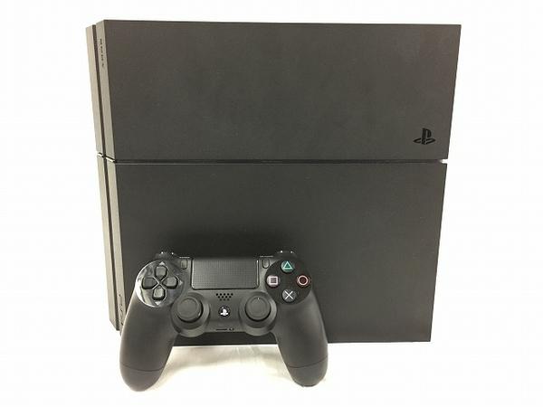 【中古】 SONY PlayStation4 PS4 CUH-1200B B01 ゲーム機 ジェット・ブラック 1TB 中古 T3529611