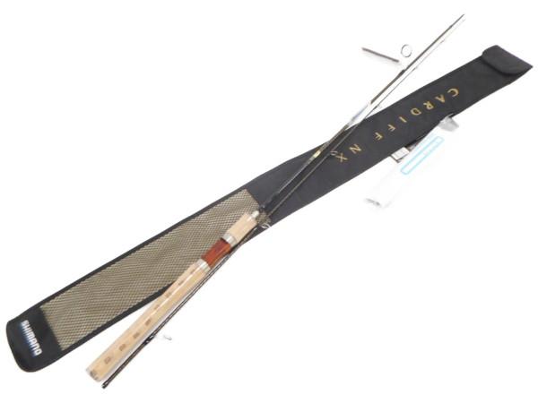 未使用 SHIMANO シマノ CARDIFF NX S64L カーディフ 釣り竿 釣具 フィッシング 淡水 H3502329