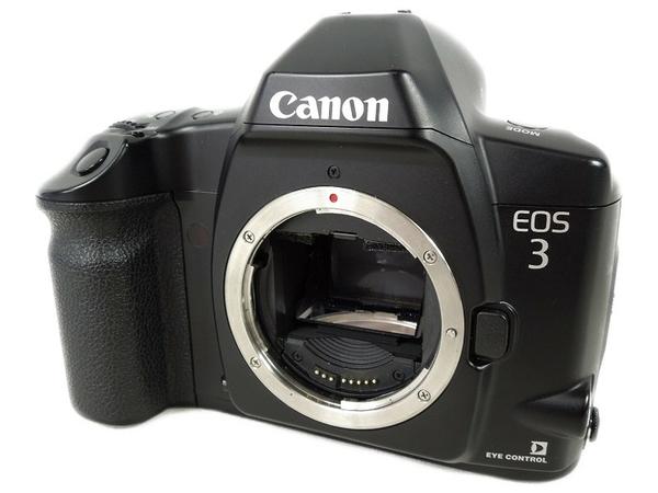 超特価SALE開催! 【】  Canon EOS 3 ボディ EYE CONTROL 一眼フィルム カメラ S2814708, fcl(エフシーエル)HID屋 98802959