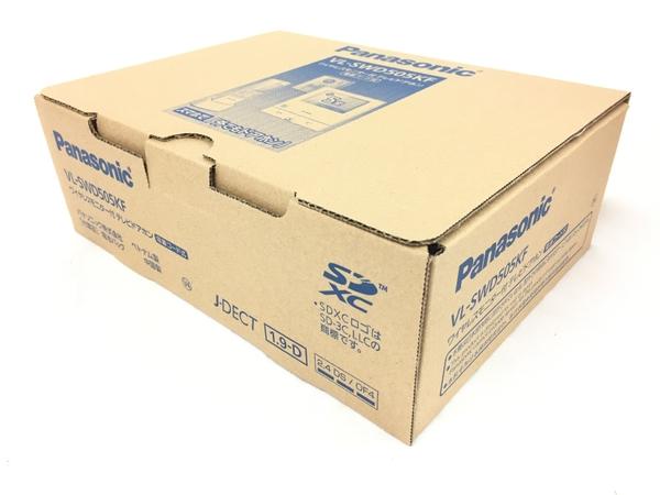 未使用 【中古】 Panasonic VL-SWD505KF ワイヤレスモニター付 テレビドアホン 未使用 T3707759