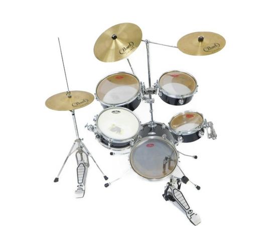 【中古】 Pearl Rhythm Traveler リズムトラベラー ドラムセット N3289834