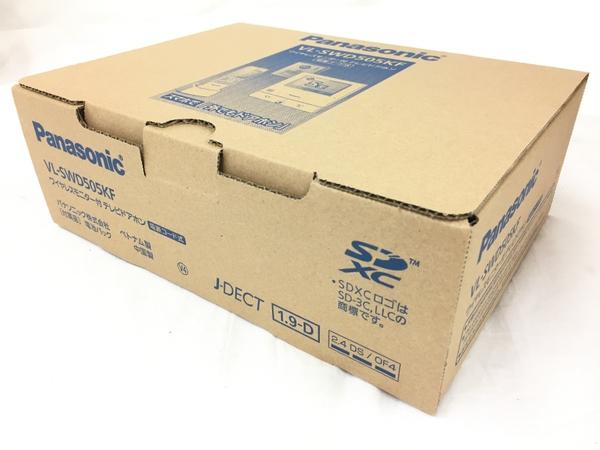 未使用 【中古】 Panasonic VL-SWD505KF ワイヤレスモニター付 テレビドアホン 未使用 T3707766