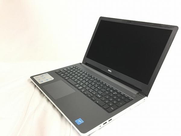 【中古】 DELL Inspiron 5558 ノートパソコン 15.6型 Intel Celeron-3205U 1.50GHz 4GB HDD1TB Win10 中古 T3511268