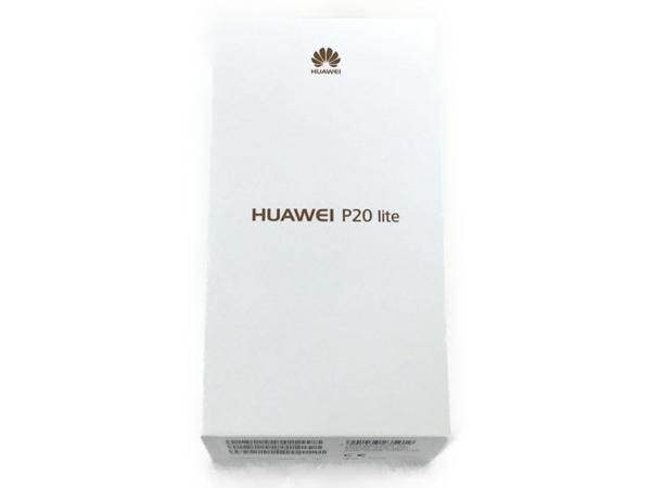 未使用 【中古】 Huawei P20 lite ANE-LX2J SIMフリー 32GB 5.84型 クラインブルー スマートフォン T3838426