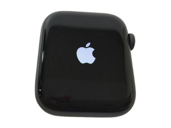 【中古】 Apple アップル ウォッチ MTVU2J/A watch シリーズ4 GPS+Cellular 44mm N3887005