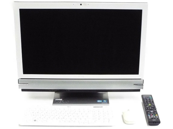 【中古】 NEC VALUESTAR VW770/HS6W PC-VW770HS6W 一体型 デスクトップ パソコン PC 23型 FHD i7-2670QM 2.20GHz 8GB HDD3.0TB Win7 Home 64bit 楽【大型】 T3685381