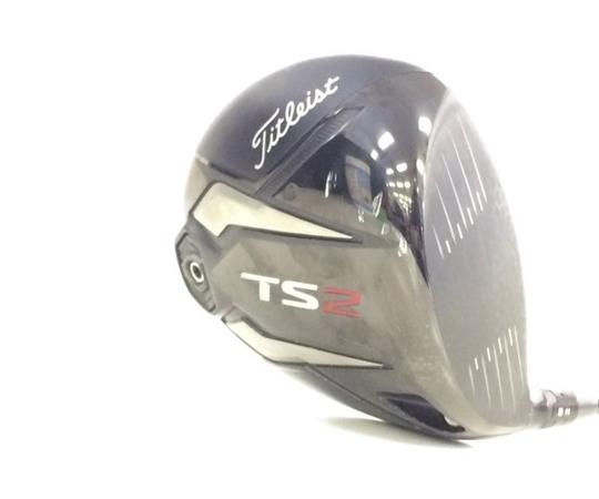 【中古】良好 TITLEIST タイトリスト ドライバー TS2 KUROKAGE 50 S 9.5 カーボンシャフト ゴルフ クラブ K4370566