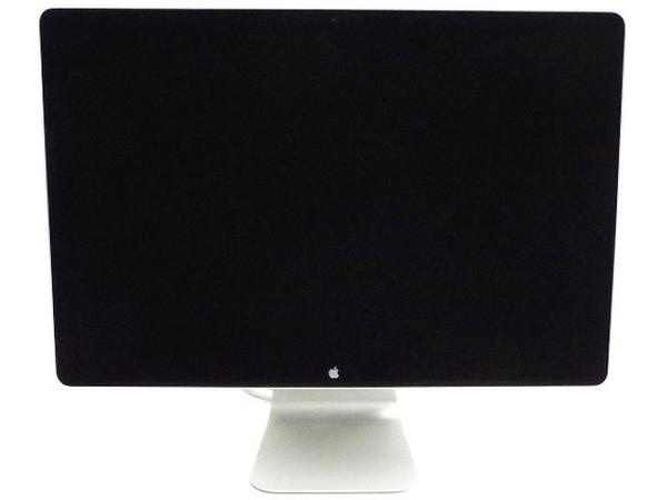 【中古】 Apple LED Cinema Display 24インチ Late2008 シネマ ディスプレイ T3887292