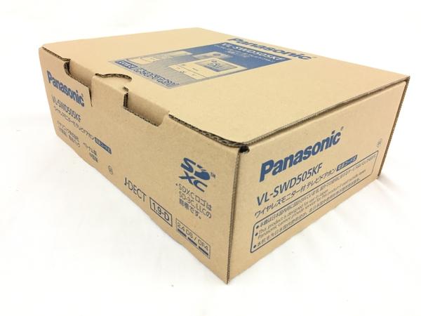 未使用 【中古】 Panasonic VL-SWD505KF ワイヤレスモニター付 テレビドアホン 未使用 T3707772