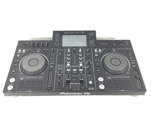 【中古】 Pioneer XDJ-RX2 オールインワン DJシステム 音楽 音響 オーディオ S3798665