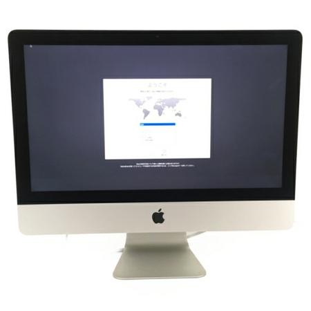 【中古】 Apple iMac 21.5インチ デスクトップ PC i5 8GB HDD:1TB 楽直 【大型】 Y3897978