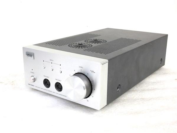 【中古】 STAX スタックス SRS-4170 イヤースピーカー SR-407 システムアンプ SRM-006tS M3462452