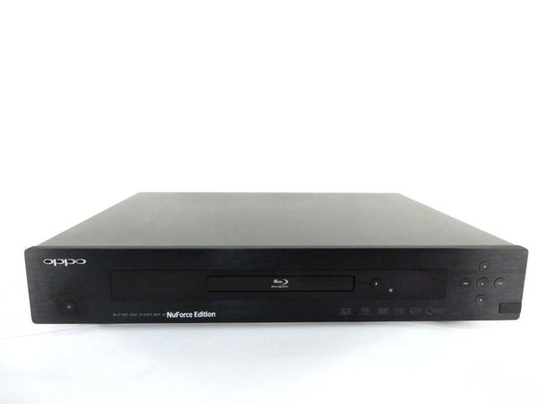 【中古】 OPPO BDP-93 NuForce Edition ブルーレイプレーヤー 3D対応 Y3526424