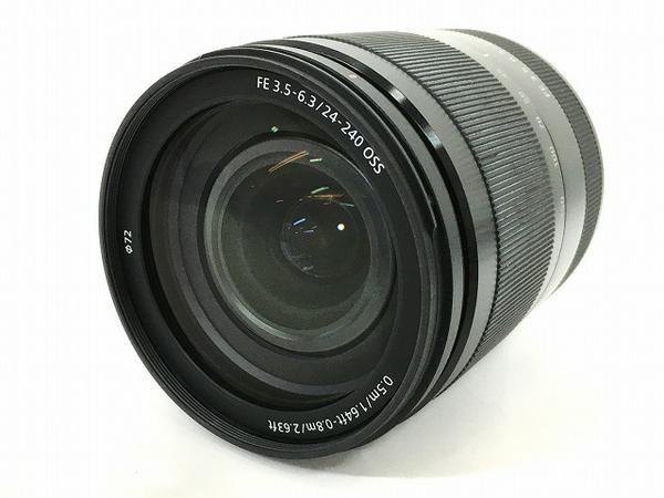 【中古】 SONY SEL24240 FE 3.5-6.3 / 24-240 OSS カメラ レンズ T4881343