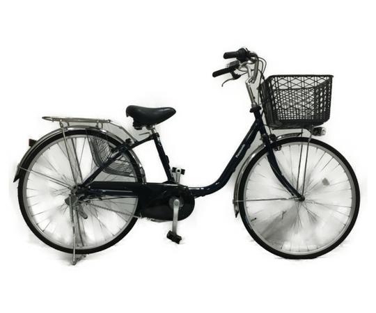 【中古】 Panasonic ビビ BE-1ELTX633V 電動 アシスト 自転車【大型】 N3880706