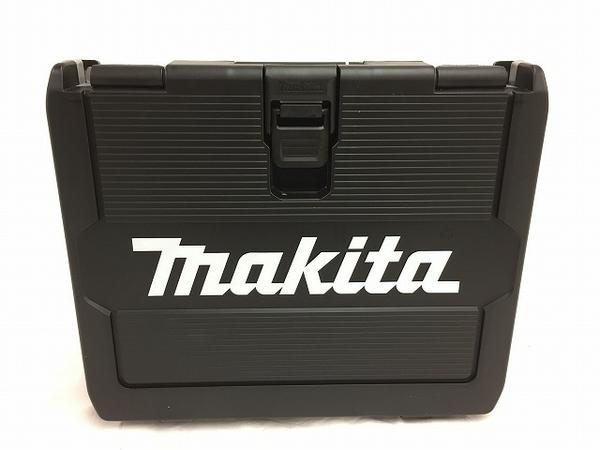 未使用 【中古】 makita マキタ TD171DRGX 充電式 6.0Ah インパクトドライバー 電動工具 ブルー T3540104