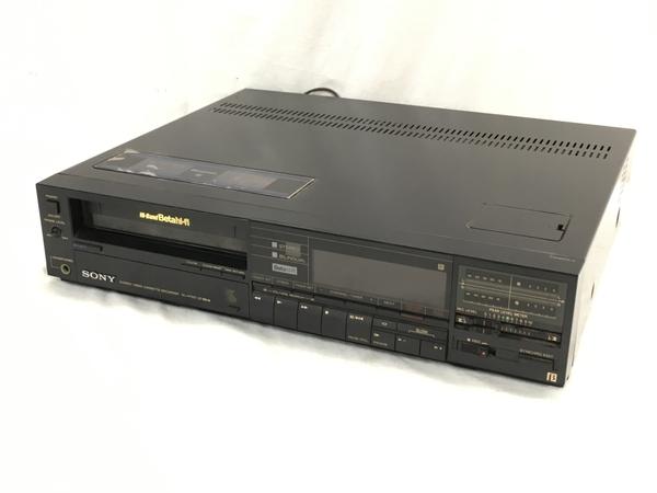 中古 SONY SL-HF507 ビデオデッキ β 激安セール ベータ 家電 ジャンク 今ダケ送料無料 ソニー W5834043