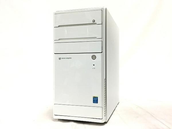 【中古】 MouseComputer LUV MACHINES LM-iH304S デスクトップ パソコン i5 4460 3.20GHz 16GB HDD 1.0TB Win10 Home 64bit T3884522