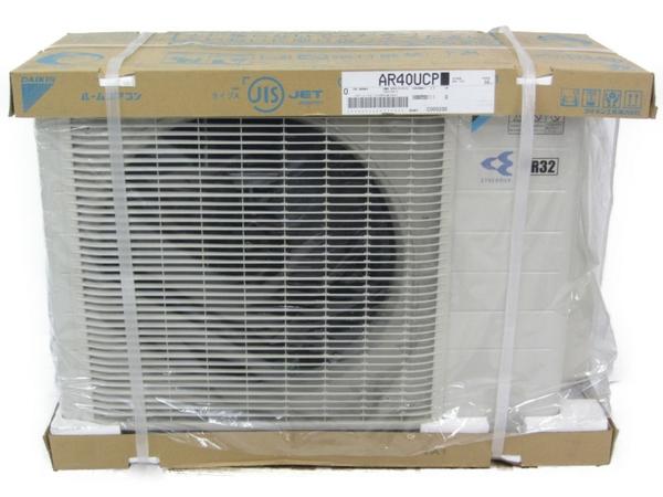 未使用 【中古】 ダイキン エアコン 室外機 14畳 AR40UCP 空調 冷房 暖房 【大型】 N3938756
