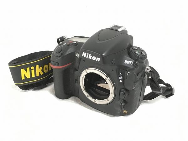 【中古】 Nikon D800 デジタル 一眼レフ カメラ ボディ W3907162