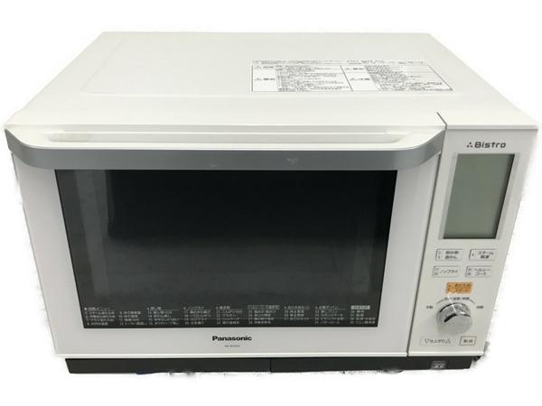 【中古】 Panasonic NE-BS603-W スチームオーブンレンジ ビストロ調理器具 家電 パナソニック N5173406