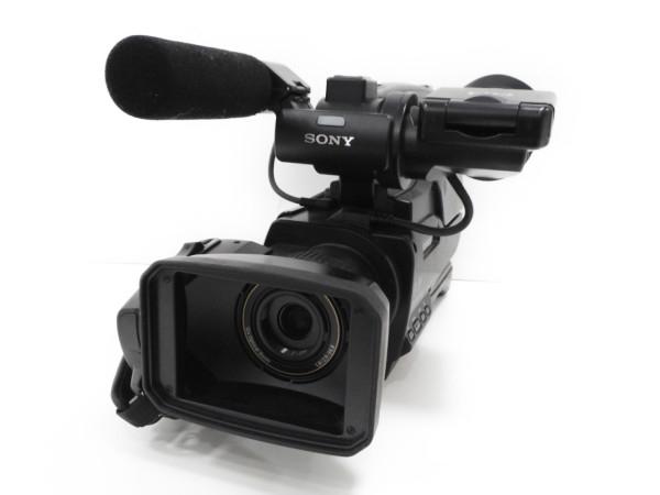 【中古】 SONY ソニー HXR-MC2000J 業務用 ビデオカメラ 撮影 AVCHDカムコーダー 64GB H3891576