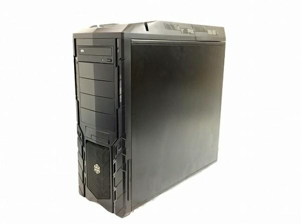 【中古】 自作 デスクトップ パソコン PC i7 2600K 3.40GHz 16GB SSD512GB HDD6.0TB OS無 GTX770 T3773305