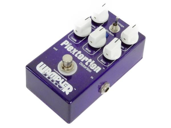 【中古】 Wampler Plextortion プレクストーション ギター エフェクター オーディオ 音響 機器 Y3424452