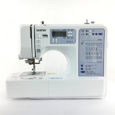 【中古】 brother ブラザー CPE0002 SENSIA 400 コンピューター ミシン 裁縫 家電 Y3905319