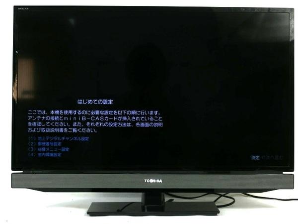 【中古】 中古 TOSHIBA 東芝 REGZA 32S5 液晶テレビ 32V型【大型】 M3664304