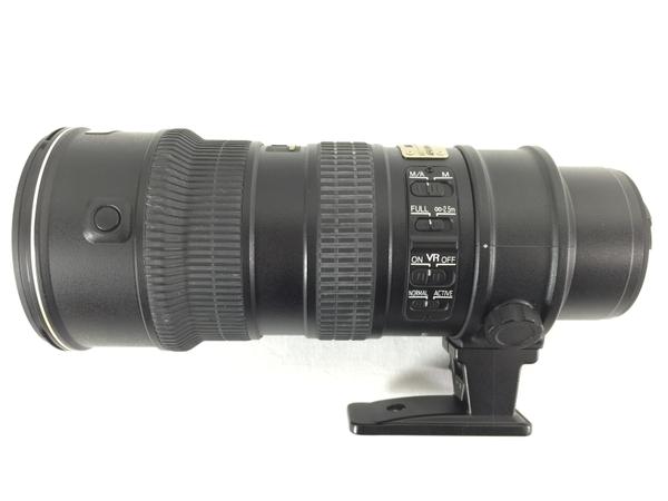 【中古】 Nikon ED AF-S VR-NIKKOR 70-200mm F 2.8G カメラ レンズ  S3910086
