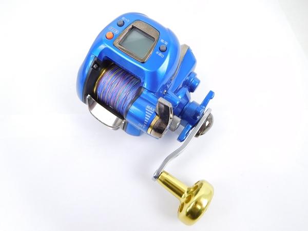 DENDO MICON XT 250 電動リール 電源コード付 釣具 N1799919:ReRe(安く買えるドットコム)