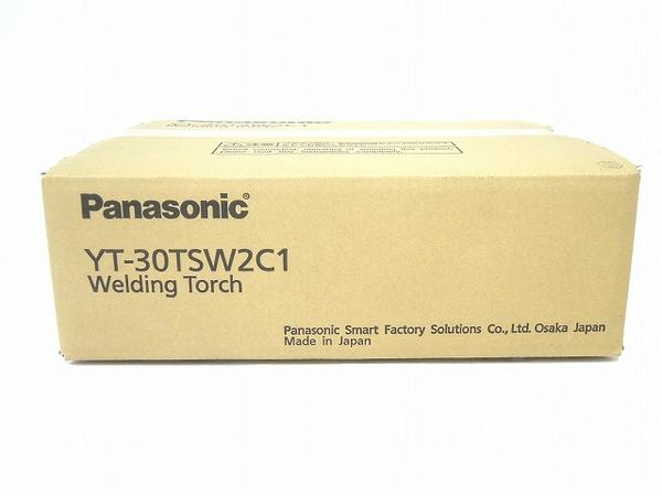 未使用 【中古】 未使用 Panasonic YT-30TSW2C1 TIG 溶接システム トーチ 標準タイプ O4663096