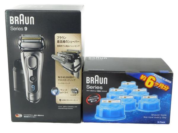 braun 9291