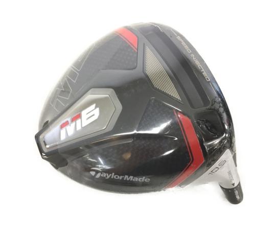 未使用 【中古】 TaylorMade テーラーメイド M6 CT249 10.5° ツアー支給品 ゴルフ ドライバー ヘッドのみ K4217693