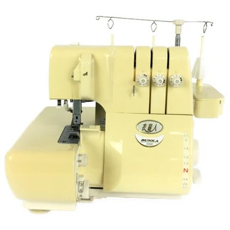 【中古】 JUKI ジューキ baby lock 衣縫人 BUNKA3500 ロックミシン Y5145930