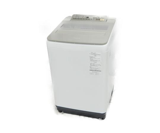 【中古】 良好 Panasonic NA-FA90H3-N 9kg 全自動洗濯機 シャンパン 【大型】 K3290627