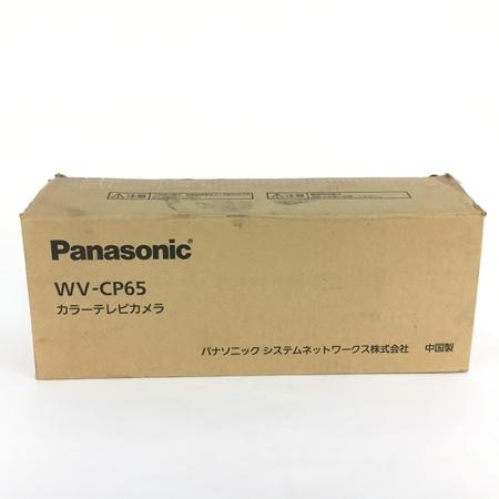 未使用 【中古】 Panasonic パナソニック WV-CP65 カラーテレビ カメラ 監視カメラ Y3917593