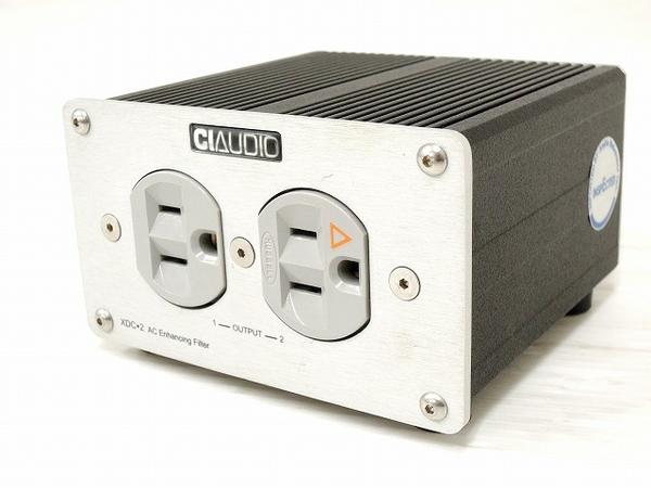 【中古】 CIAUDIO XDC-2 音響 オーディオ AC エンハンスド フィルター O3684796