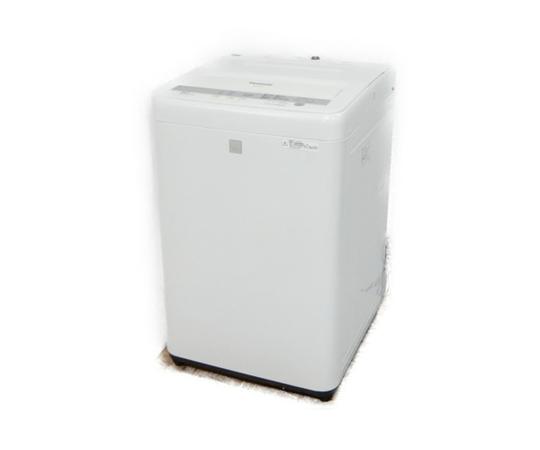 【中古】 Panasonic パナソニック NA-F50ME3-KW 全自動洗濯機 5.0kg 家電 掃除 【大型】 K3851390