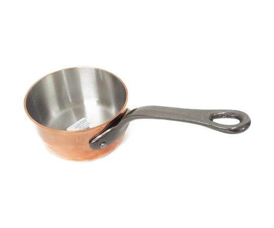 未使用 【中古】 MAUVIEL モヴィエル ムヴィエール 250c ソースパン 14cmフランス製 料理 調理 W3361432