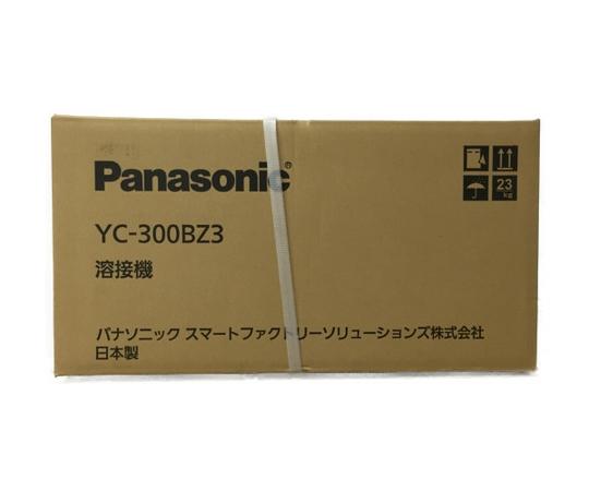 未使用 【中古】 Panasonic YC-300BZ3 フルデジタル 直流 TIG 溶接用 未使用 S4561536