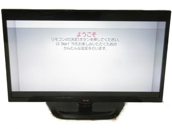 【中古】 LG エル・ジー Smart TV 32LN570B 液晶テレビ 32V型 【大型】 N3892615