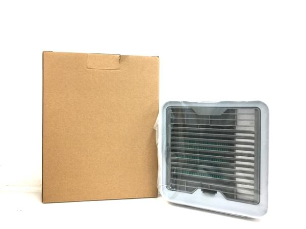 【中古】未使用 ショップジャパン ここひえ R2 冷風扇 ミニクーラー FN006201 O5149111