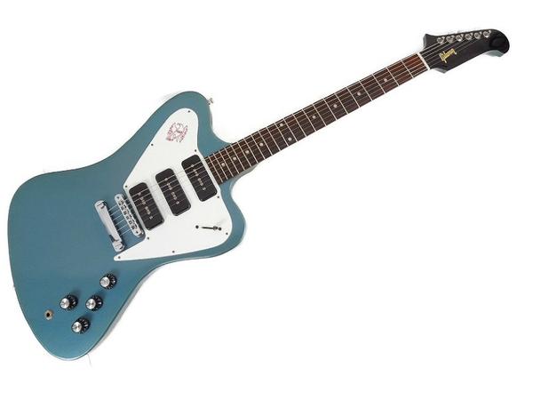 【中古】 良好 Gibson Firebird Studio Non-Reverse Studio P90 2011年 エレキ ギター  S3281056