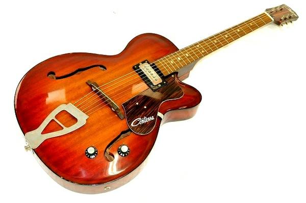 全ての 【 ビザール】【】 Goya Contessa ギター HG 10 コンテッサ ビザール ギター T3949639, こだわりのアメカジ通販ラグタイム:66285e15 --- cpps.dyndns.info