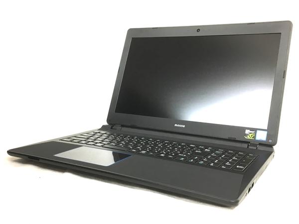 【中古】 MouseComputer NG-N-i558 Core i7-8550U 1.80GHz 16GB SSD 512GB 15.6型 ノート PC パソコン Win 10 Home 64bit T3812751