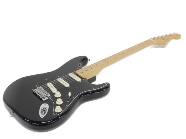 【中古】 Fender MEX Stratocaster Black フェンダーメキシコ エレキギター F3459370